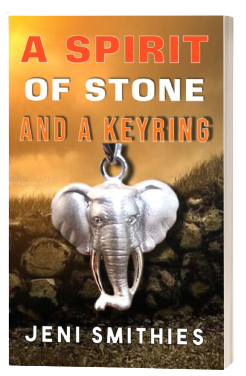A spirit of stone and a keyring