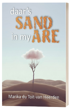 Daar's sand in my are