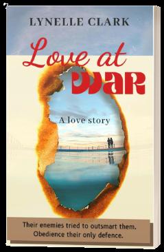 Book cover: Love at war