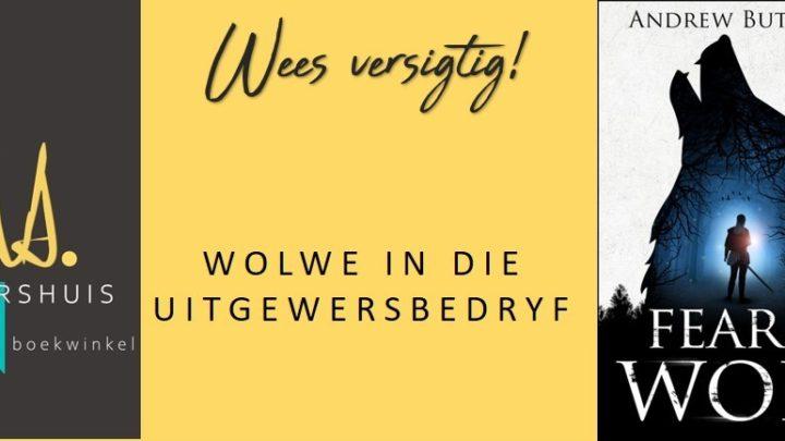 WOLWE IN DIE UITGEWERSBEDRYF