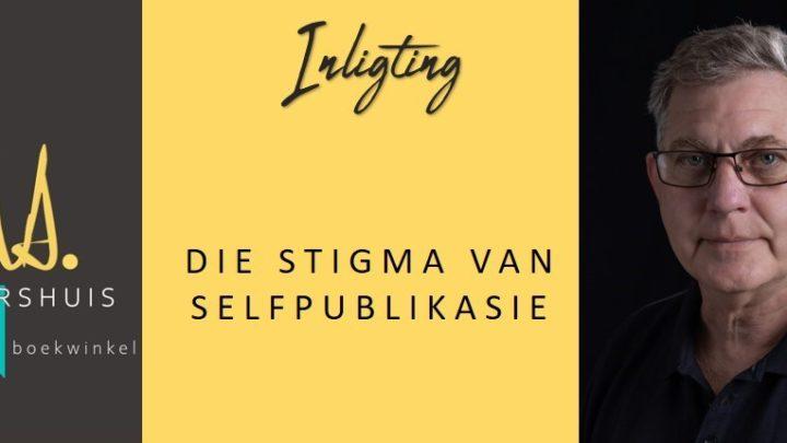 Stigma van selfpublikasie